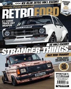 Retro Ford - January 2018