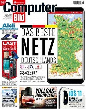 Computer Bild Germany - 09. Dezember 2017