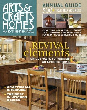Arts and Crafts Homes - Annual Resource Guide 2018