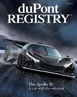 duPont Registry - January 2018