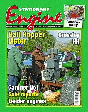 Stationary Engine - February 2018