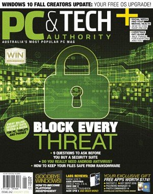PC and Tech Authority - January 2018