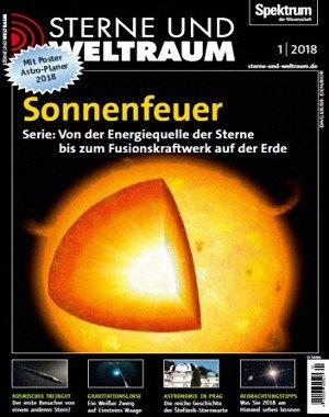 Sterne und Weltraum No 01 – Januar 2018