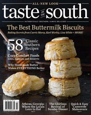 Taste of the South - January 2018