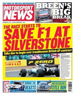 Motorsport News - December 13, 2017