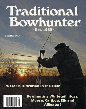 Traditional Bowhunter - February-March 2018