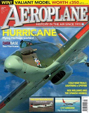 Aeroplane - January 2018