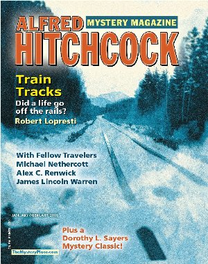 Alfred Hitchcock Mystery - January/February 2018