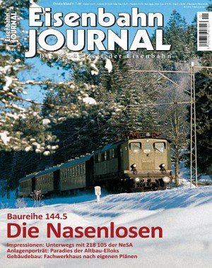 Eisenbahn Journal - Januar 2018