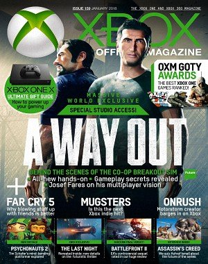Xbox: The Official Magazine UK - February 2018