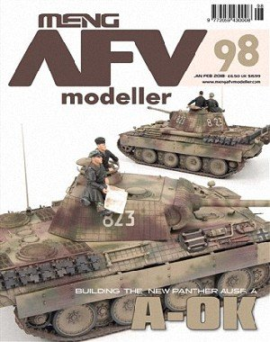AFV Modeller - Issue 98 (January/February 2018)