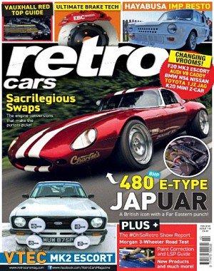 Retro Cars - February 2018
