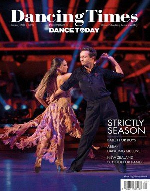 Dancing Times - January 2018
