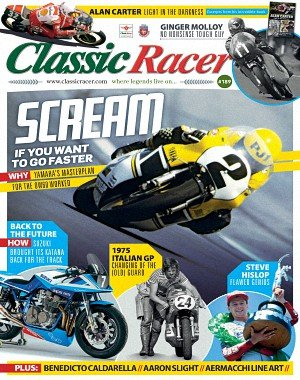Classic Racer - January/February 2018