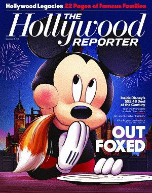 The Hollywood Reporter - December 18, 2017