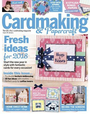 Cardmaking and Papercraft - January 2018