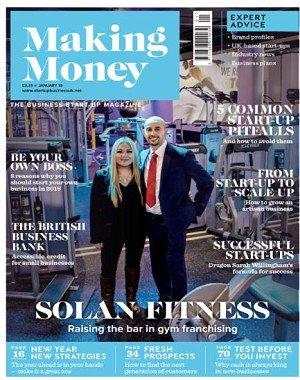 Making Money - January 2018