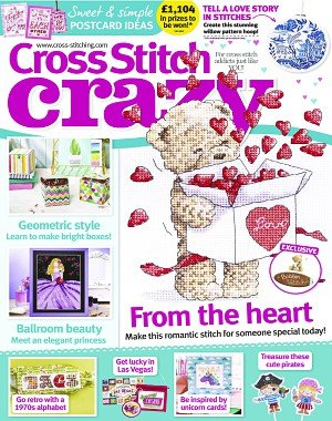 Cross Stitch Crazy - February 2018