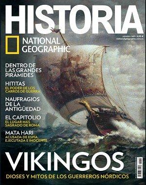 Historia National Geographic - enero 2018