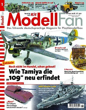 ModellFan - Januar 2018