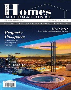 Perfect Homes International Magazine - Issue 19 2017