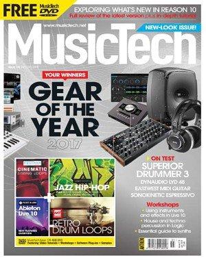 MusicTech - January 2018