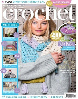 Inside Crochet - January 2018