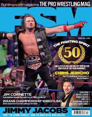 Fighting Spirit Magazine - January 2018
