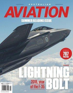 Australian Aviation - January 2018