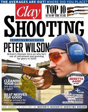 Clay Shooting - January 2018