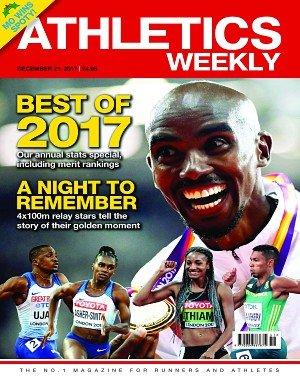 Athletics Weekly - December 21, 2017