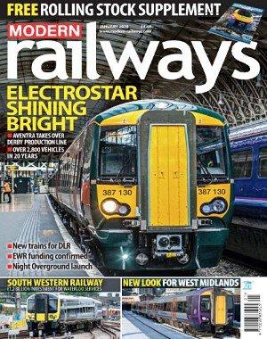Modern Railways - January 2018