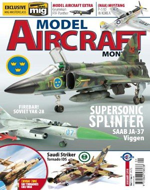 Model Aircraft - January 2018