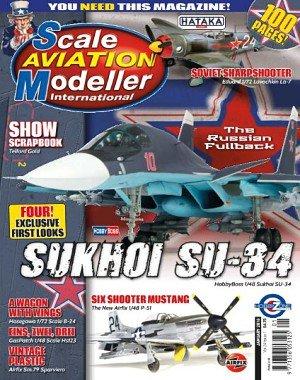Scale Aviation Modeller International - Janaury 2018