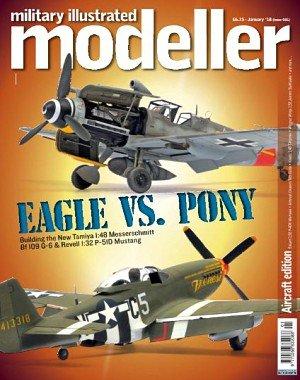 Military Illustrated Modeller - January 2018
