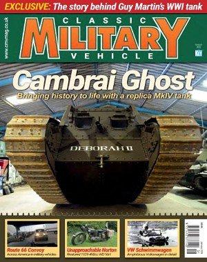 Classic Military Vehicle - January 2018