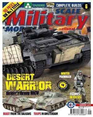 Scale Military Modeller International - January 2018