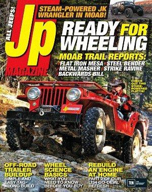 JP Magazine - March 2018