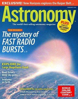 Astronomy - February 2018