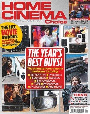 Home Cinema Choice - January 2018