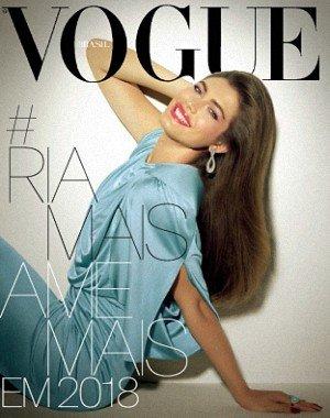 Vogue - Brazil - Issue 472 - Dezembro 2017