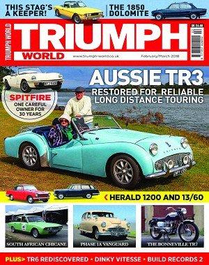 Triumph World - February/March 2018