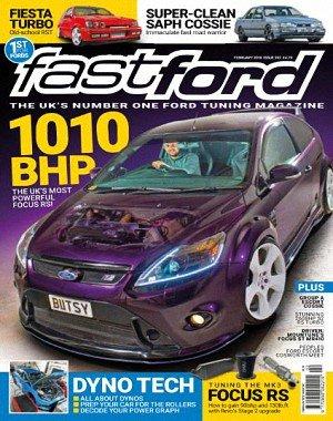 Fast Ford - February 2018