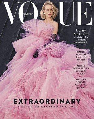 Vogue Australia - January 2018