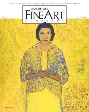 American Fine Art - January/February 2018