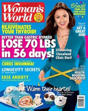 Woman's World USA - December 16, 2017