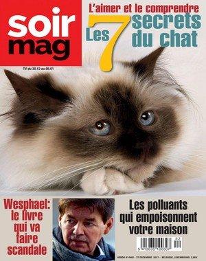 Le Soir Magazine - 27 decembre 2017