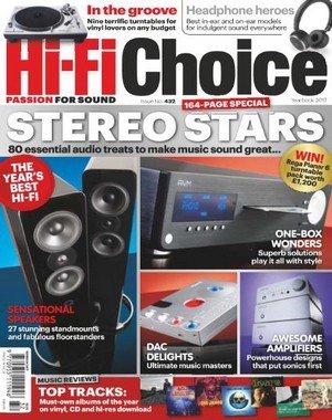 Hi-Fi Choice - Yearbook 2017