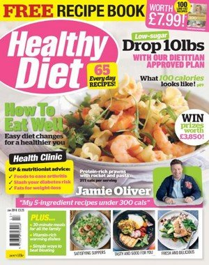 Healthy Diet - January 2018