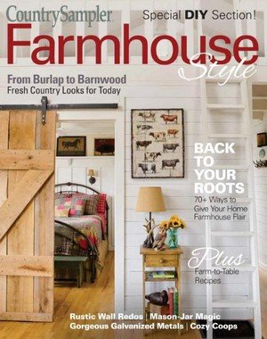 Country Sampler - Farmhouse Style - Winter 2018